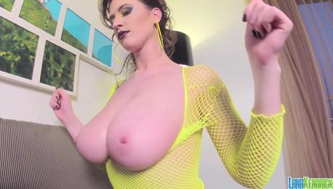 Lana kendrick  lana kendrick  neon fetish gopro 1  1 minute  hey