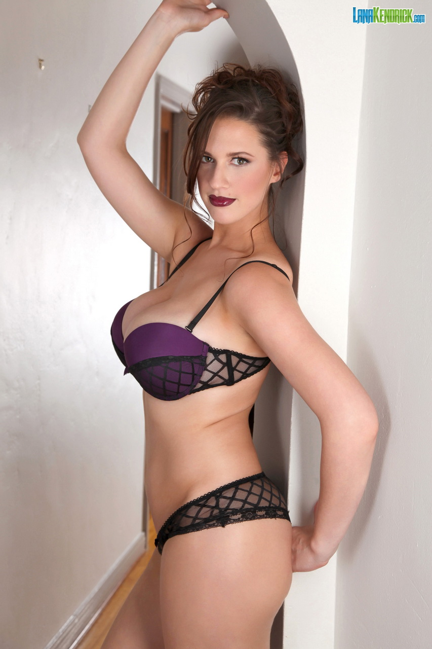 Lana kendrick  lana kendrick  purple lace  set 1  hi guys i have a very lascivious new tease photo set for you to enjoy  i always love the look of a inviting lingerie and the way it makes large boobs like mine really pop and give some considerable cleavag. Hi guys! I have a very horny new tease photo set for you to enjoy. I always love the look of a lovely lingerie and the way it makes heavy tits like mine really POP and give some big cleavage, and I hope that after cecking out this one, you agree too!