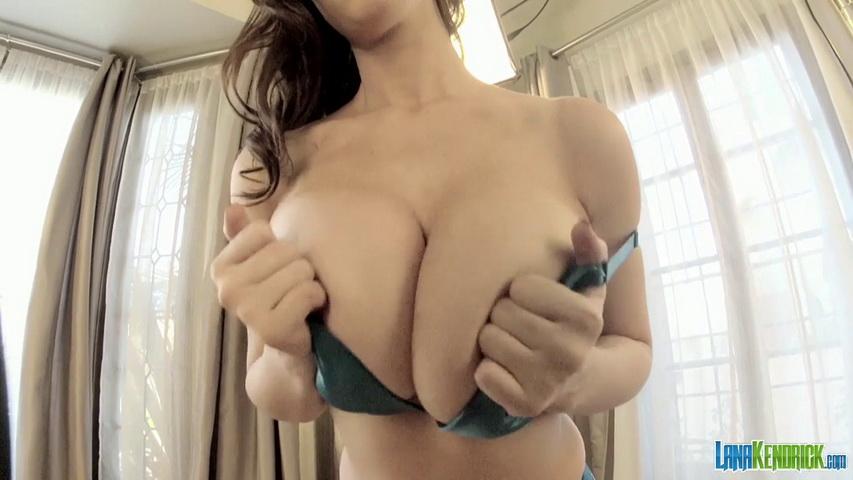 Lana Kendrick - Blue Beauty Lap Dance GoPro 1 - 3 Minutes
